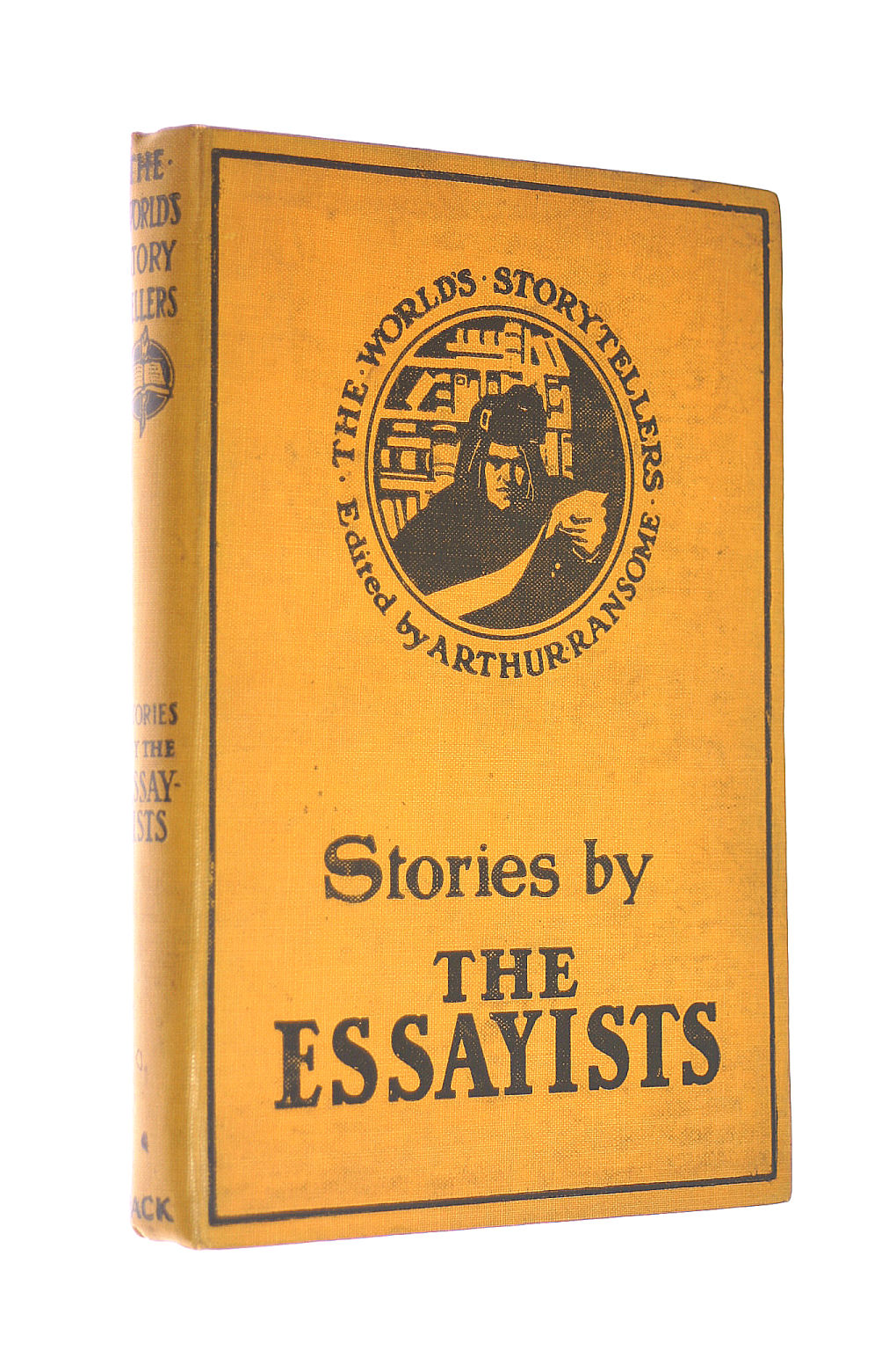 Image for Stories By The Essayists. Edited By A. Ransome