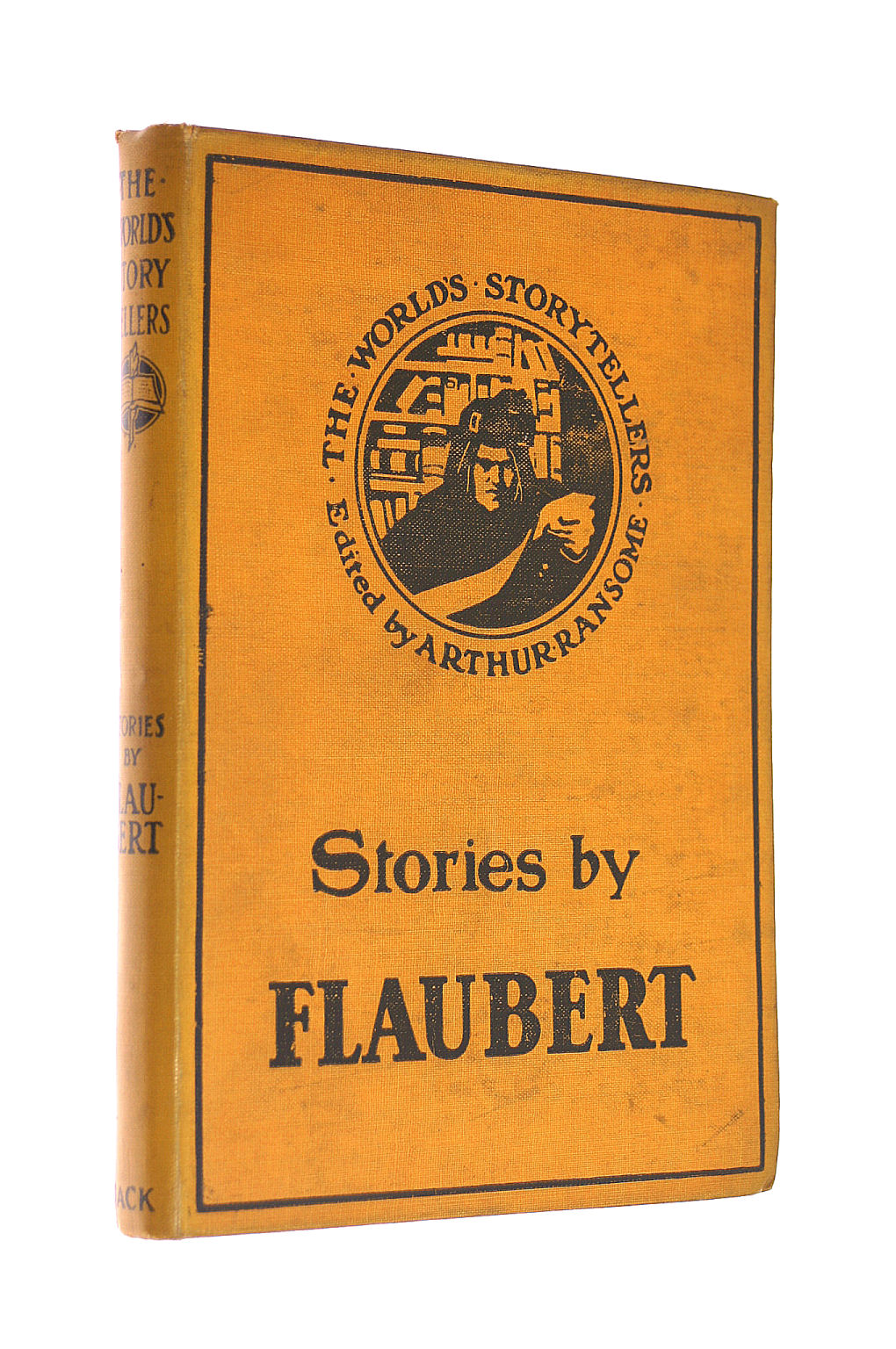 Image for Stories By Flaubert ('Trois Contes,' Translated By Frederic Whythe)