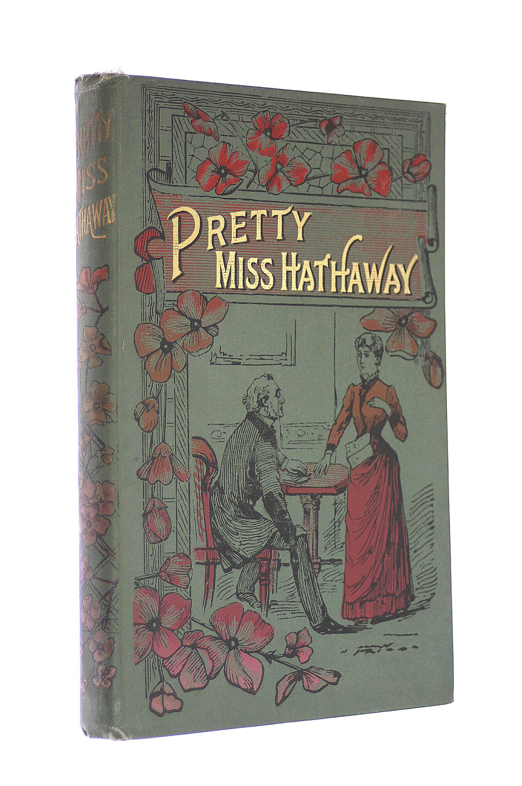 Image for Pretty Miss Hathaway