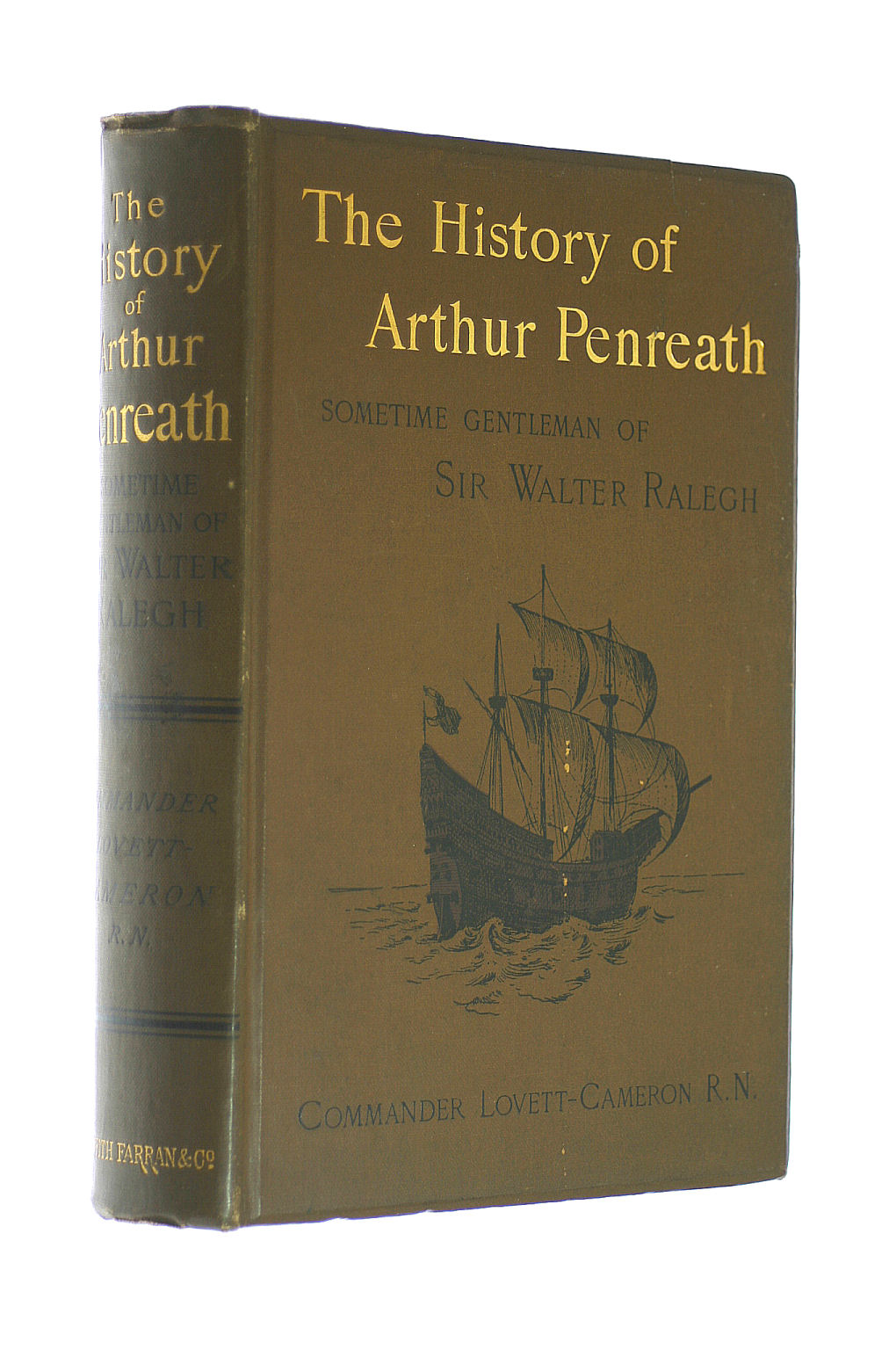 Image for The History Of Arthur Penreath