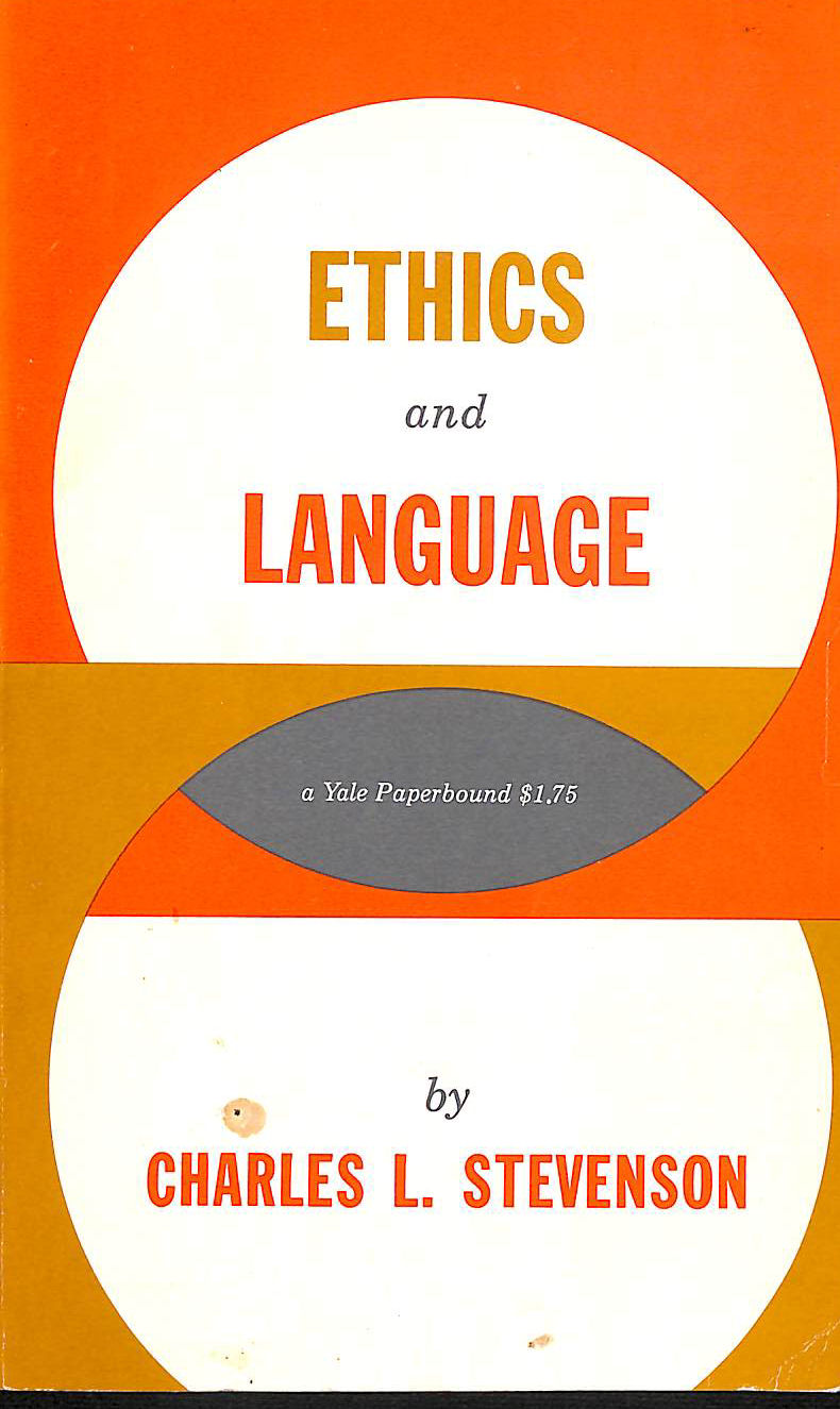 Image for Ethics and Language