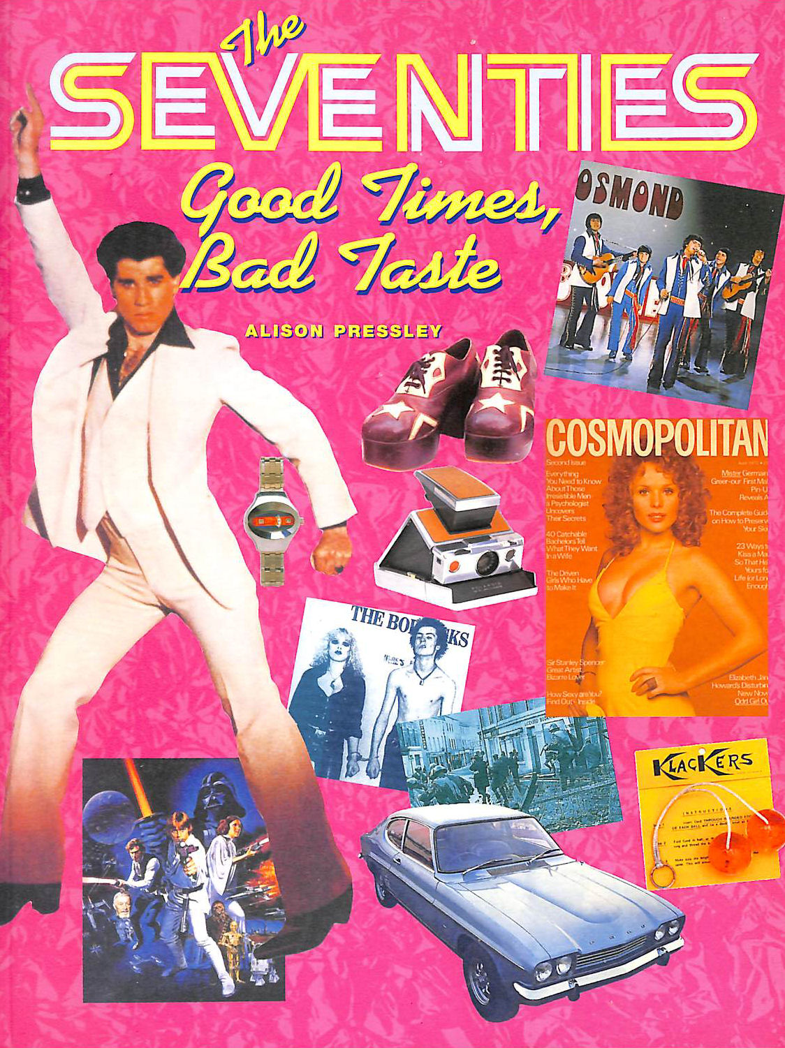 Image for The Seventies, The: Good Times, Bad Taste