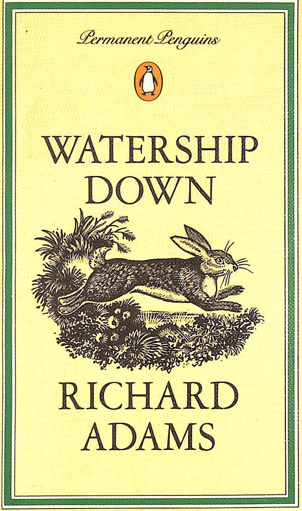 Image for Watership Down (Permanent S.)
