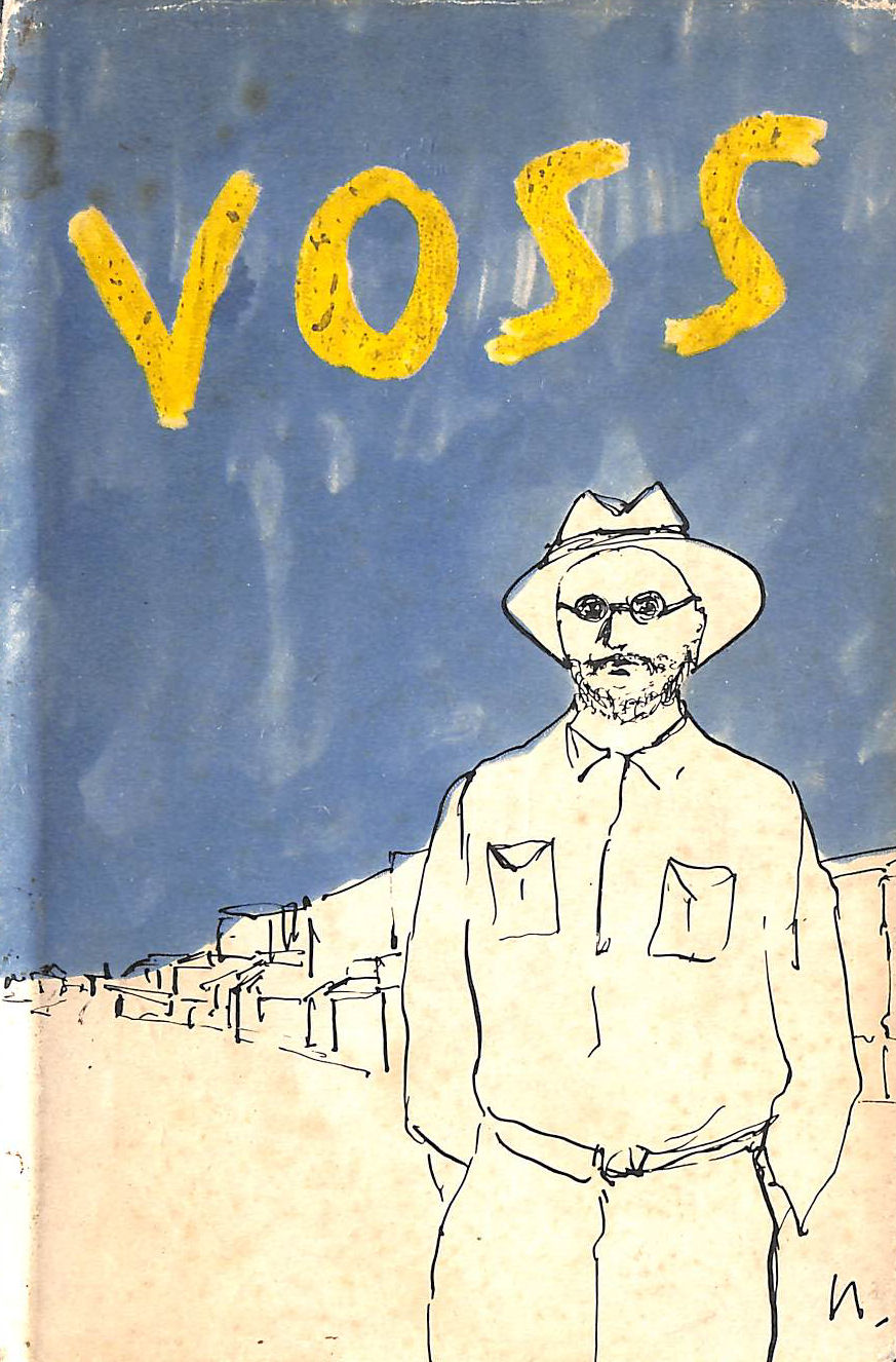 Image for Voss: A novel