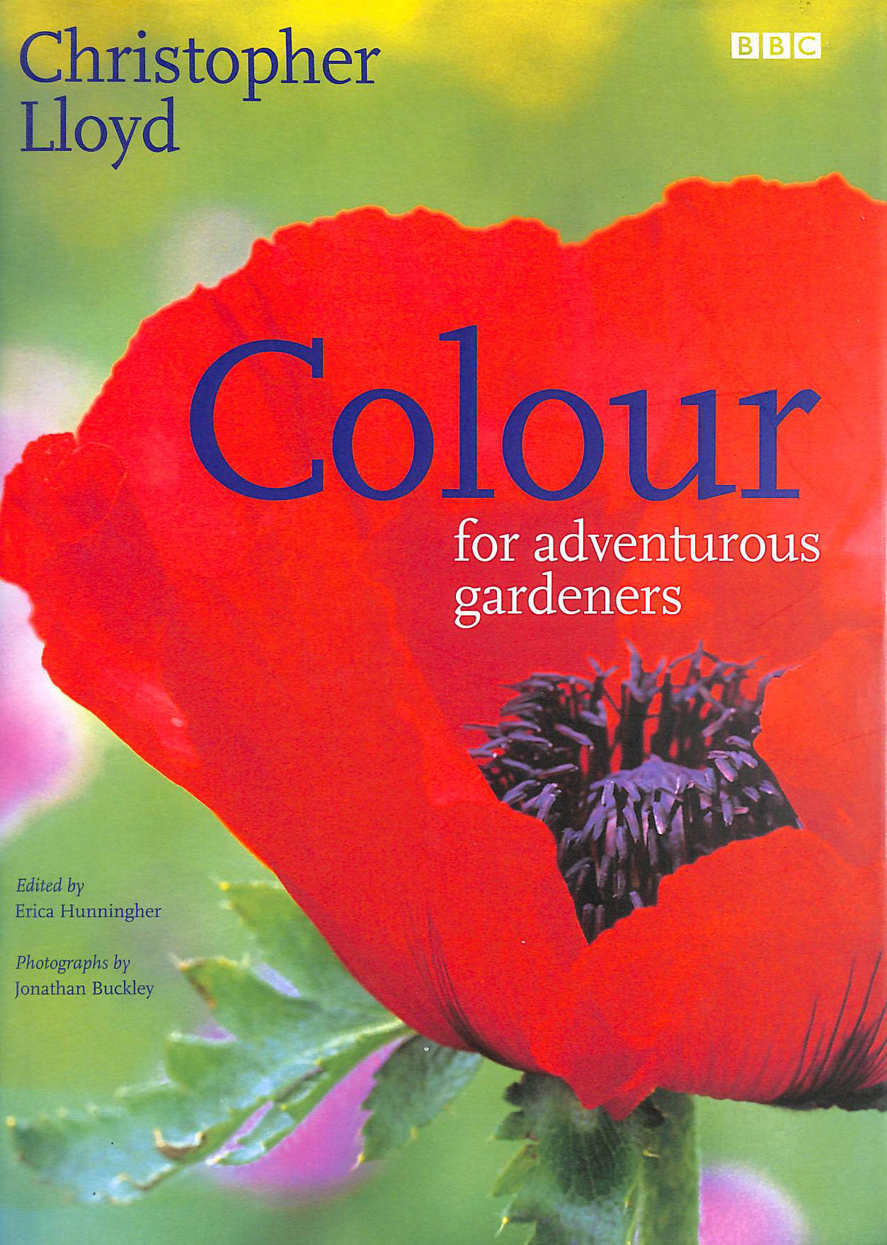 Image for Colour for adventurous gardeners
