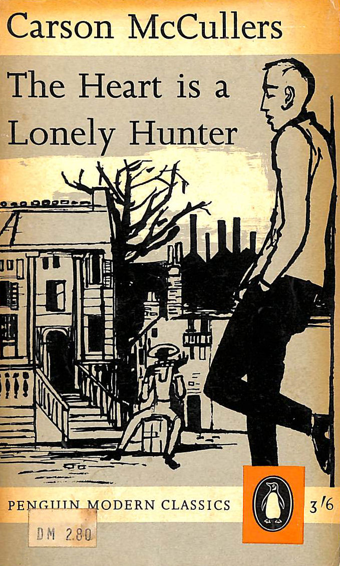 Image for The Heart is a Lonely Hunter (Penguin modern classics)