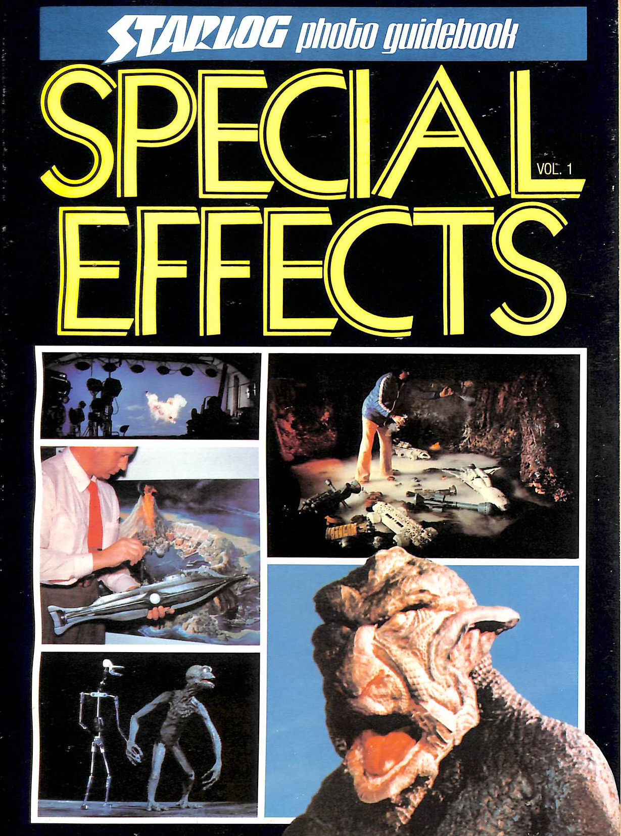 Image for Special Effects: 001