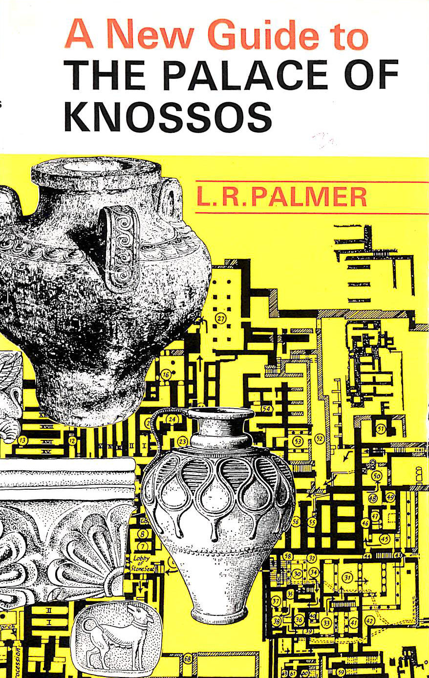 Image for New Guide to the Palace of Knossos
