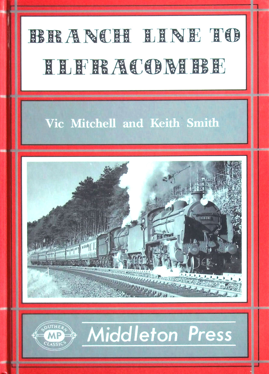Image for Branch Line to Ilfracombe