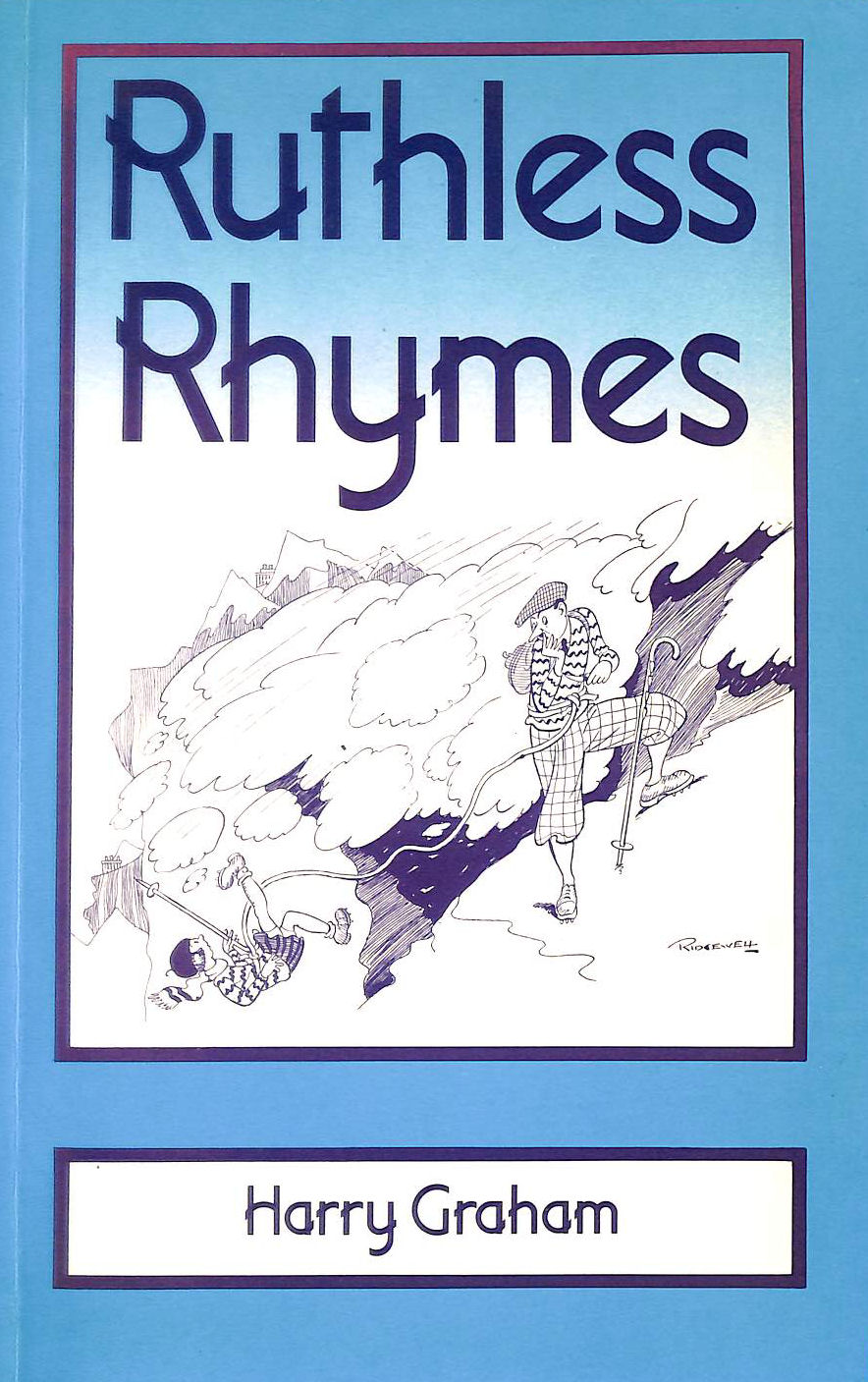 Image for Ruthless Rhymes
