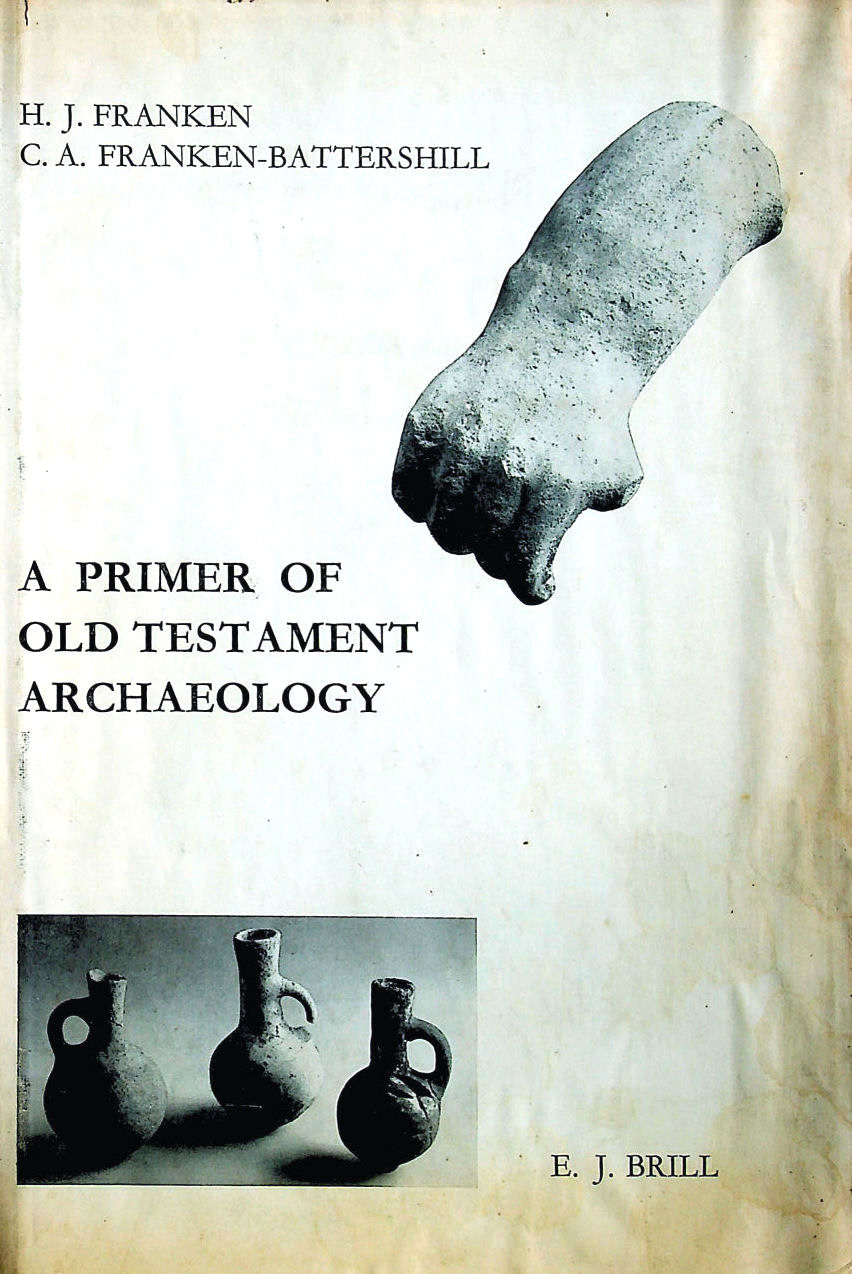 Image for A Primer of Old Testament Archaeology