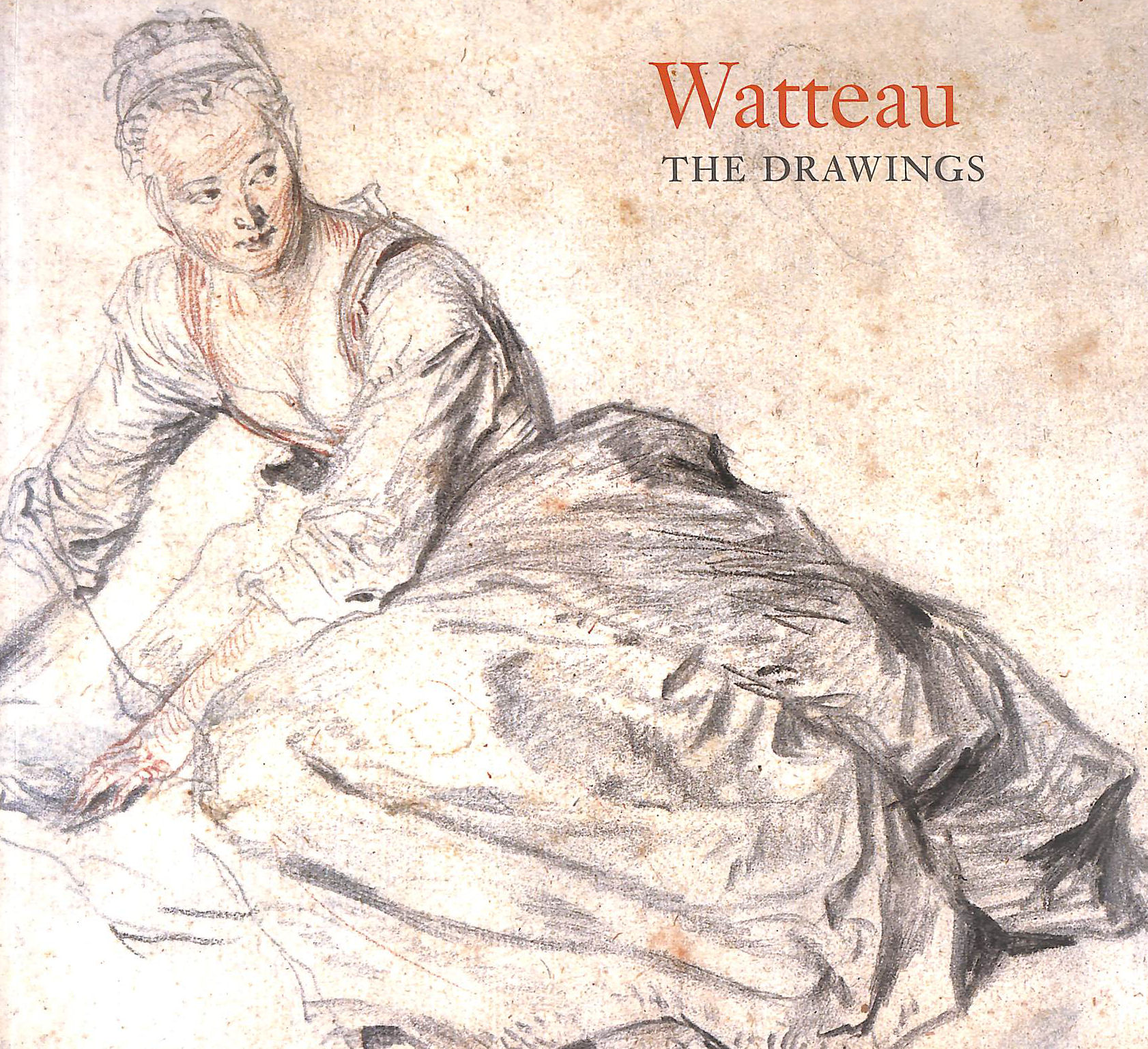 Image for Watteau: The Drawings