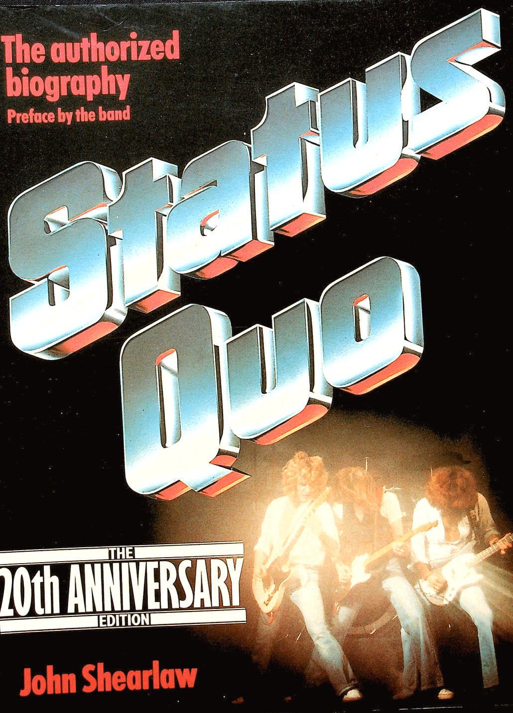 Image for Status Quo: The Authorised Biography