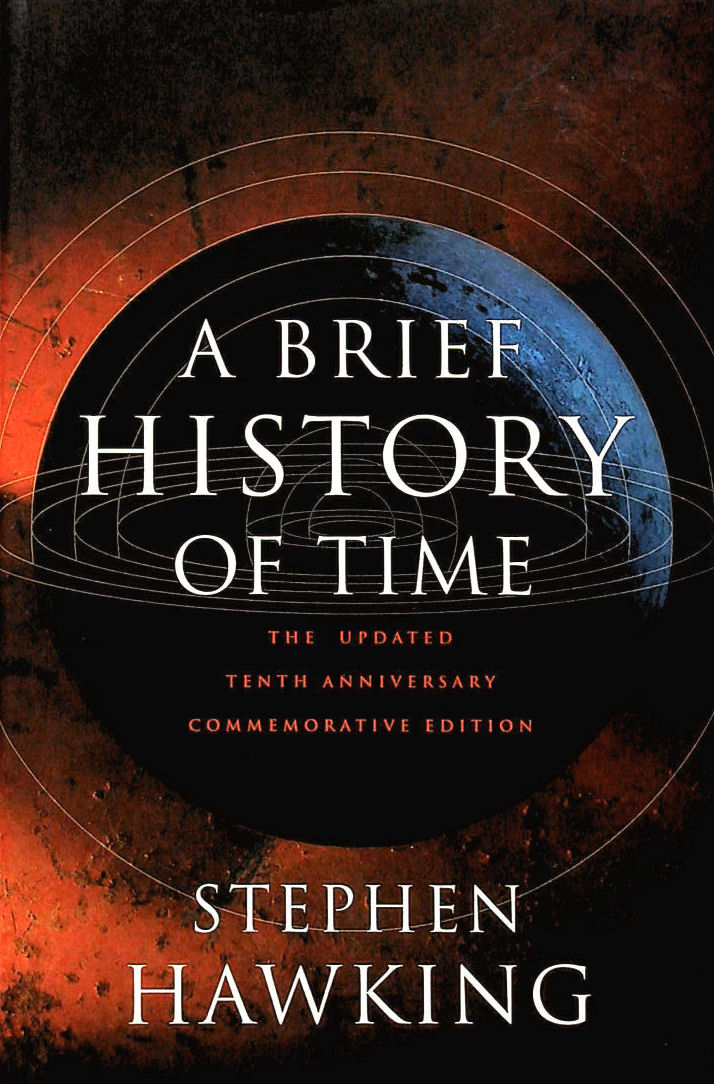 Image for A Brief History of Time