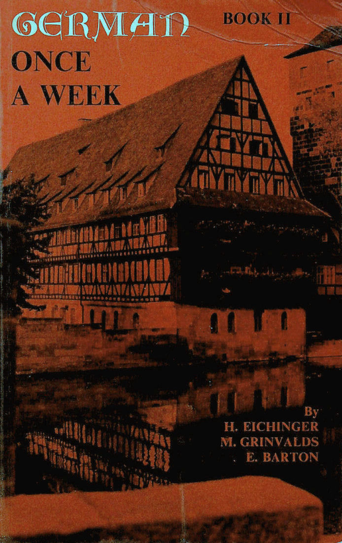 Image for German Once a Week: Bk. 2