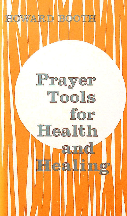 Image for Prayer Tools for Health and Healing