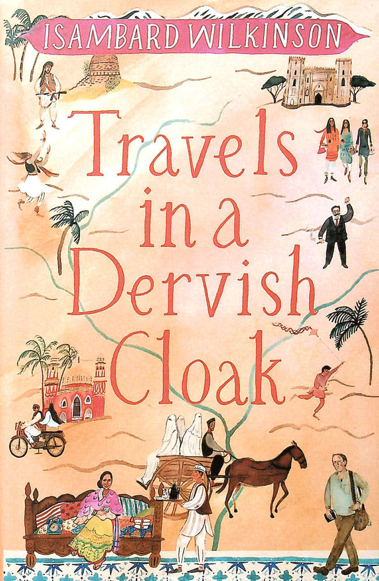 Image for Travels in a Dervish Cloak