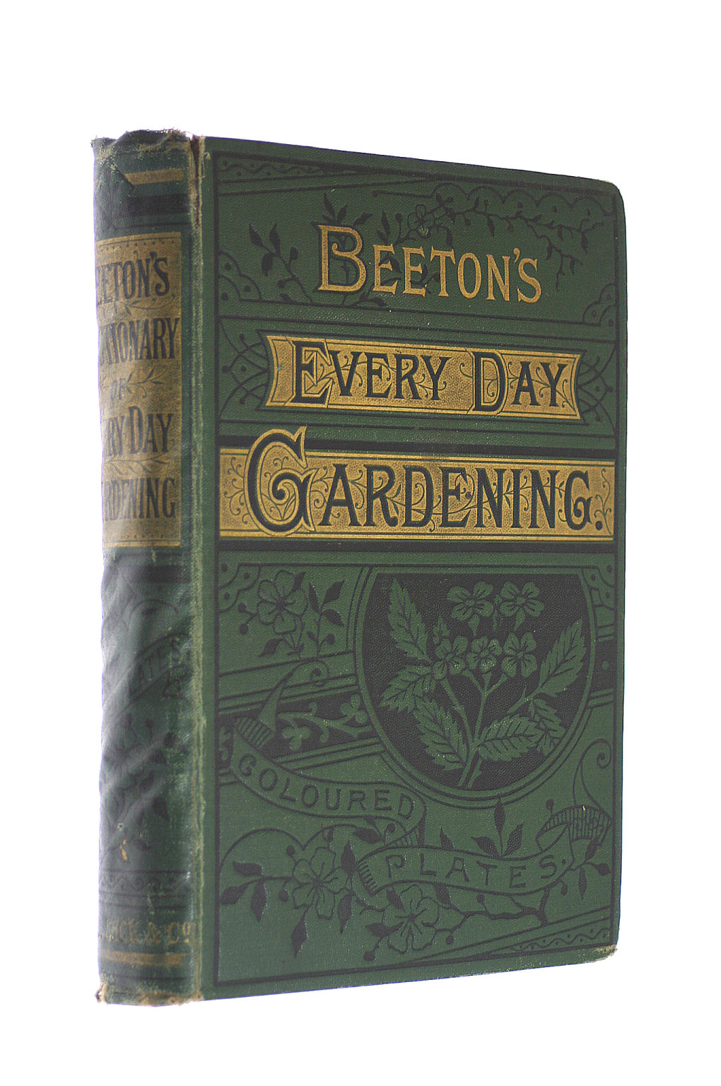 Image for Beeton'S Dictionary Of Every-Day Gardening: Constituting A Popular Cyclopaedia Of The Theory And Practice Of Horticulture