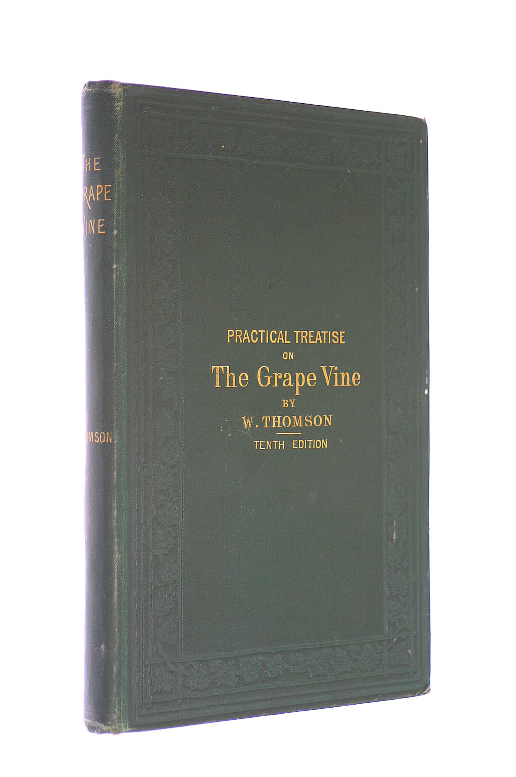 Image for A Practical Treatise on the Cultivation of The Grape Vine