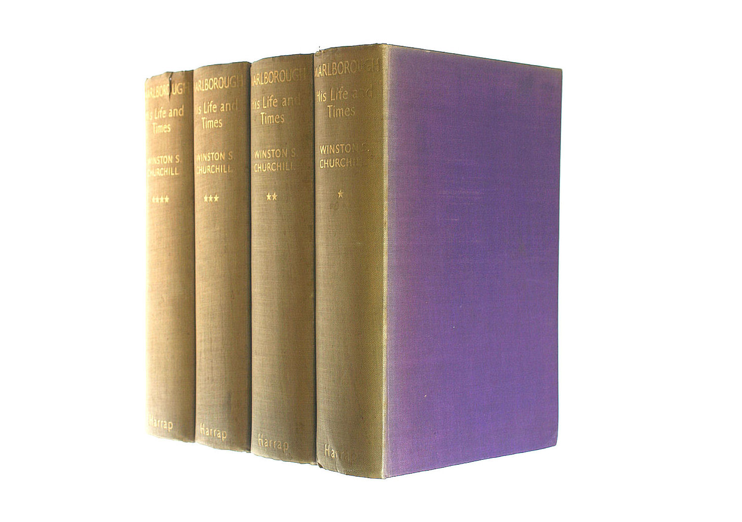 Image for Marlborough: His Life and Times [4 volumes].