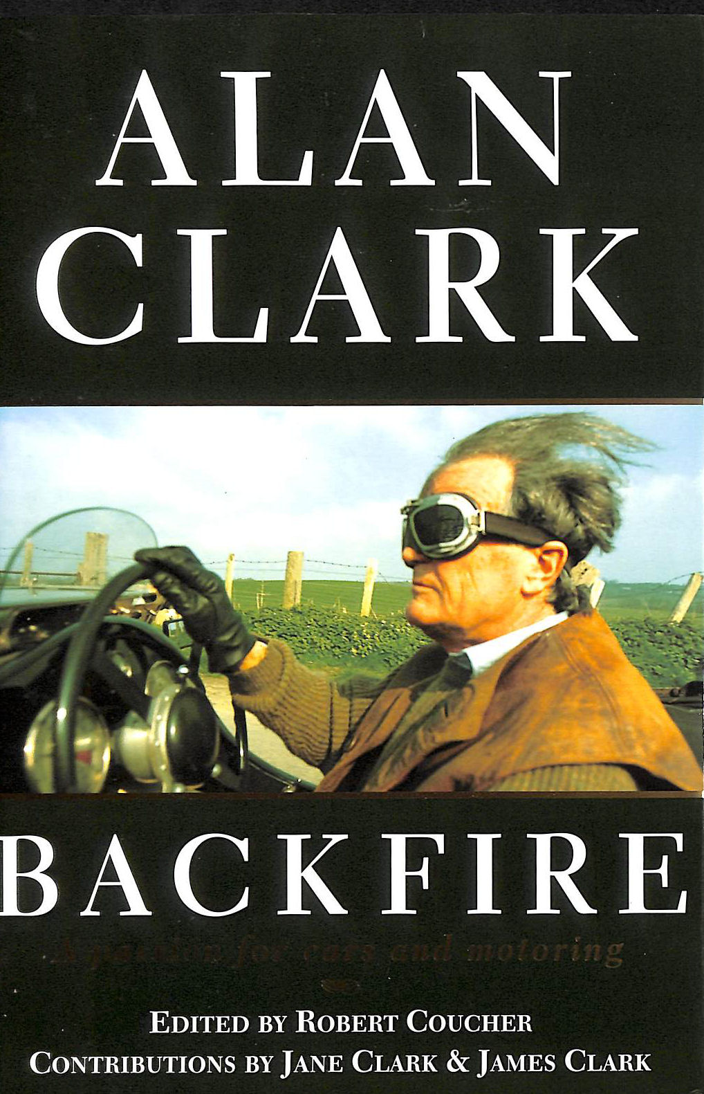 Image for Back Fire: A Passion for Cars and Motoring