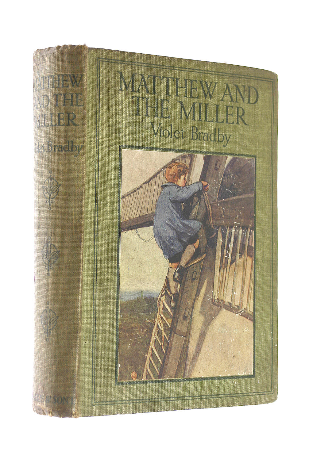Image for Matthew And The Miller