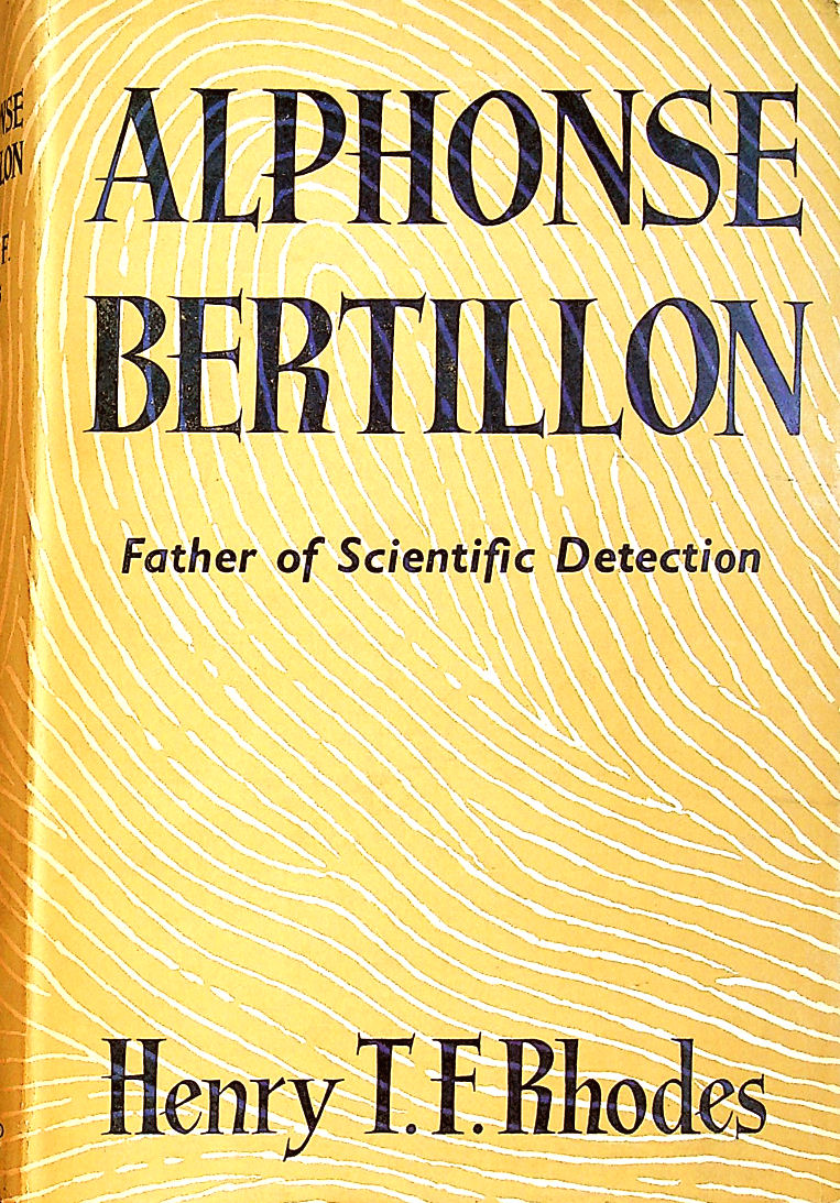 Image for Alphonse Bertillon, Father of Scientific Detection