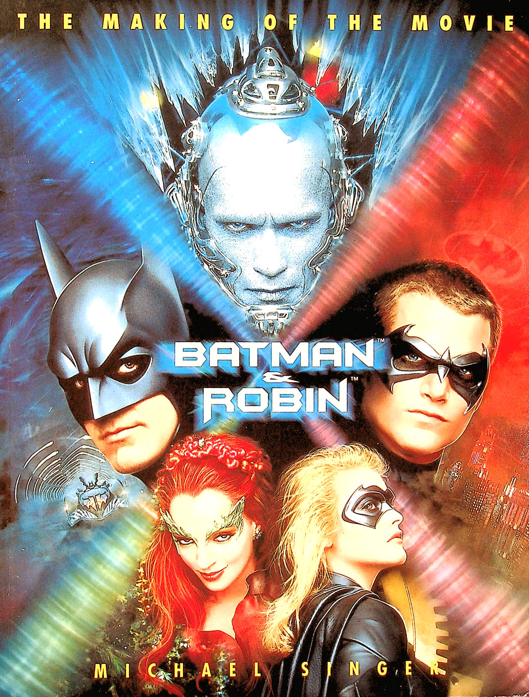"""Image for """"Batman and Robin"""": The Making of the Movie"""