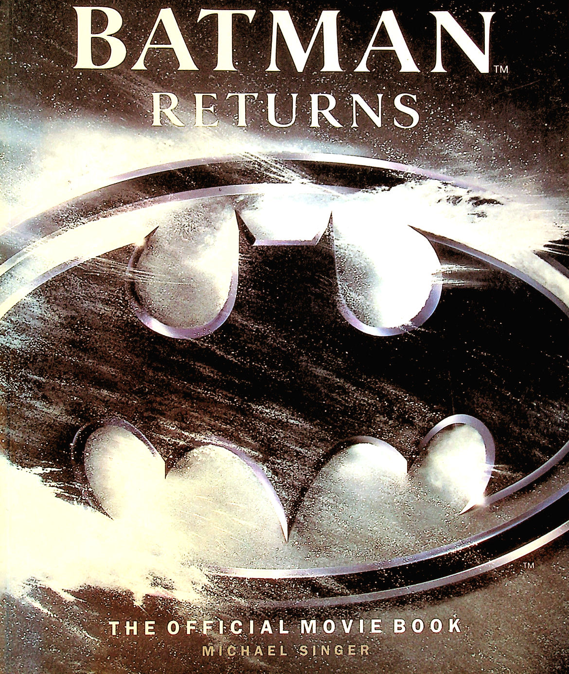 Image for Batman Returns: The Official Movie Book