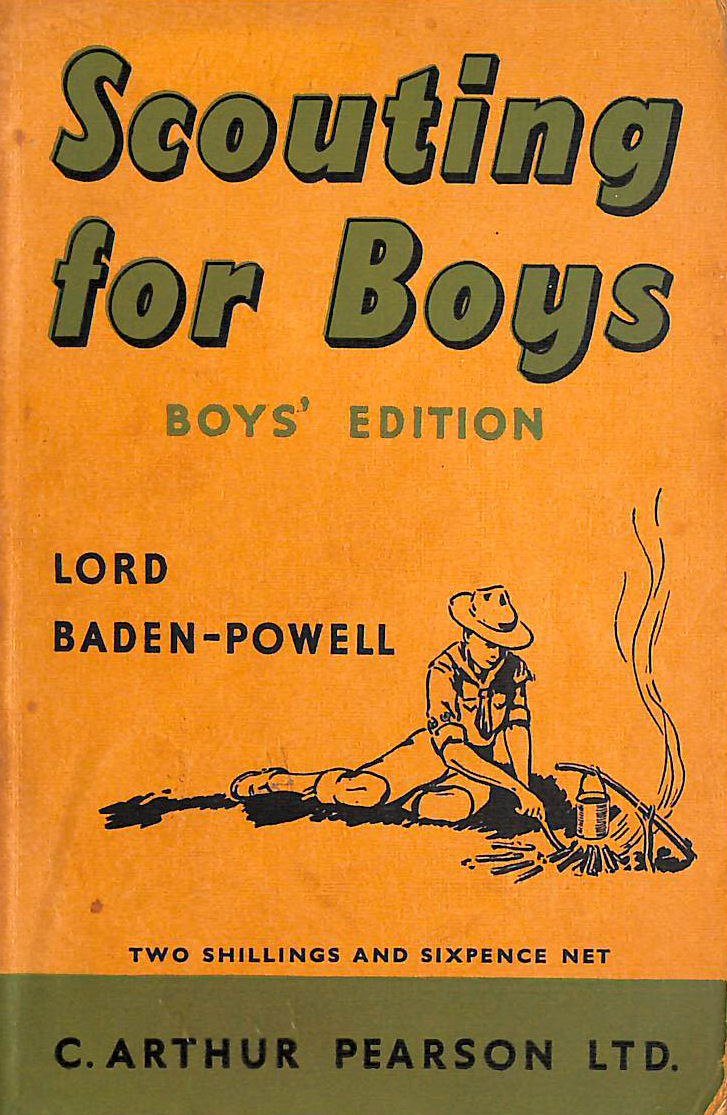 Image for Scouting for boys: boys' edition