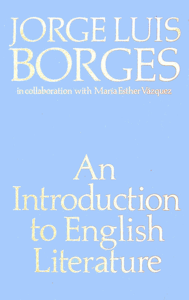 Image for An Introduction to English Literature