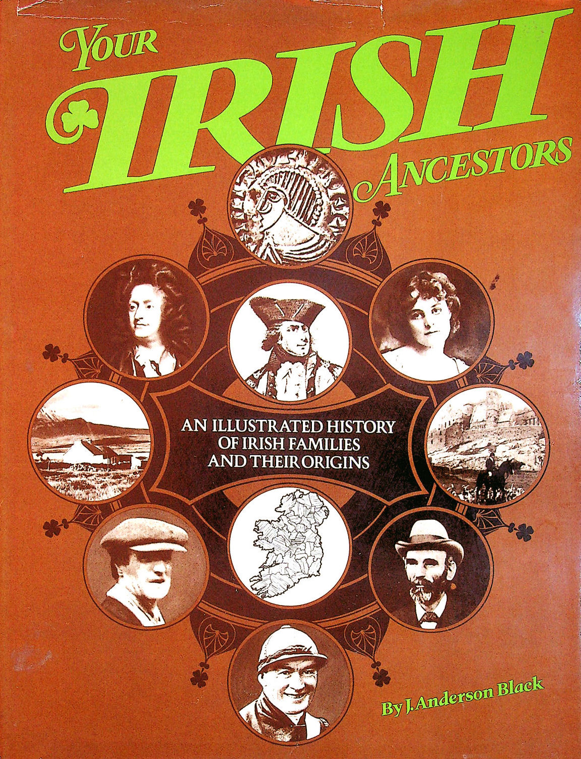 Image for Your Irish Ancestors: Illustrated History of Irish Families and Their Origins