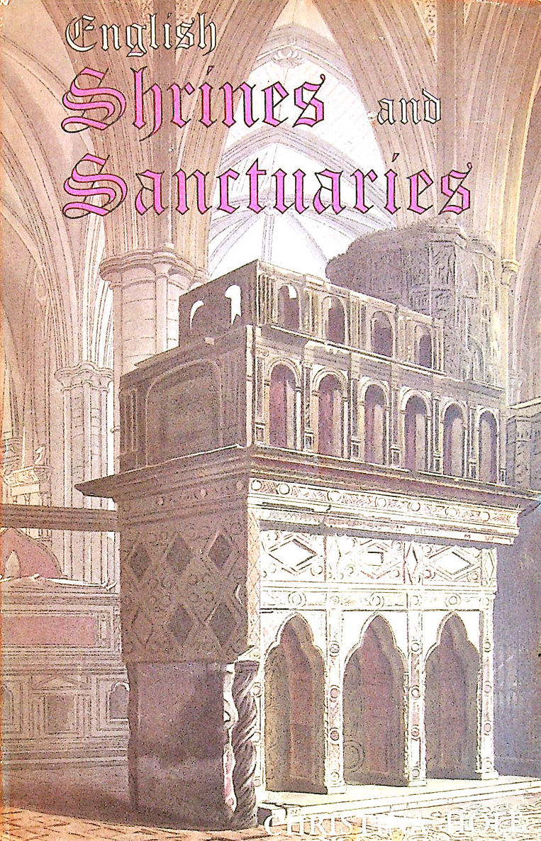Image for English Shrines and Sanctuaries