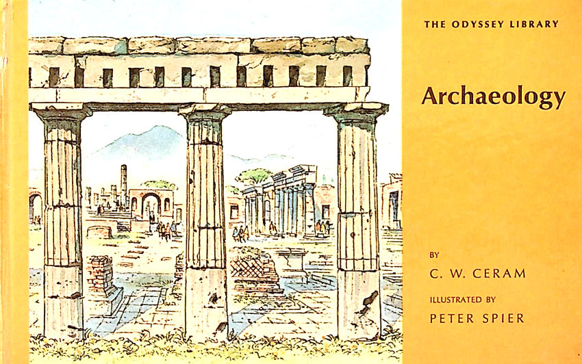 Image for Archaeology ( the Odyssey Library Ser.)