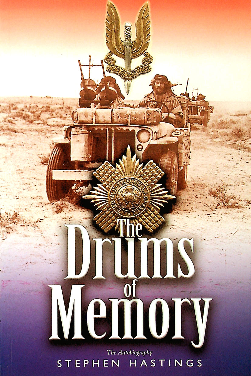 Image for Drums of Memory: The Autobiography of Sir Stephen Hastings MC