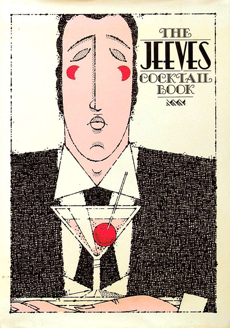 Image for The Jeeves Cocktail Book: A Guide to Mixed Drinking