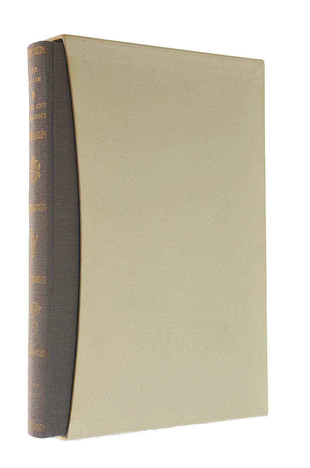 Image for Pride & Prejudice: Written by Jane Austen, 1975 Edition, (reprint) Publisher: Folio Society [Hardcover]