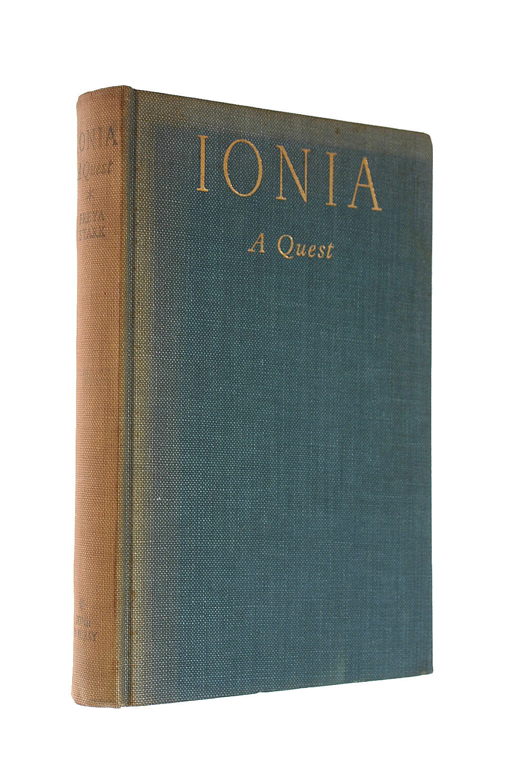 Image for Ionia: A Quest