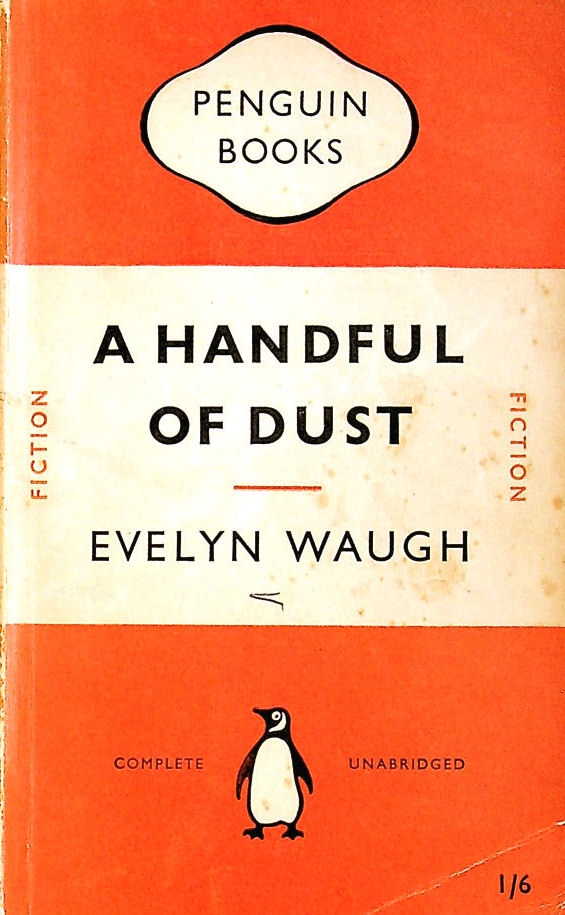 Image for A Handful of Dust
