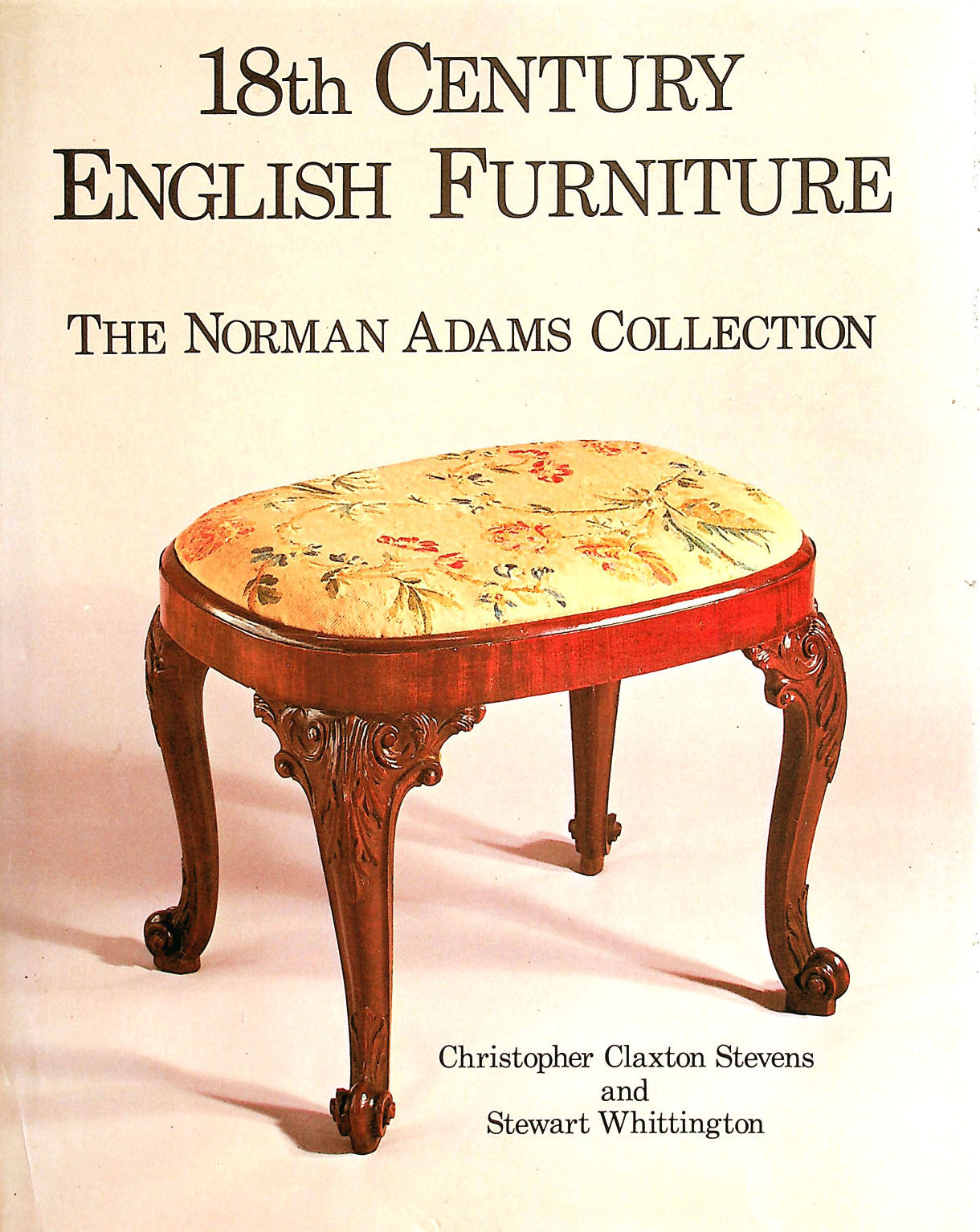 Image for Eighteenth Century English Furniture: Norman Adams Collection