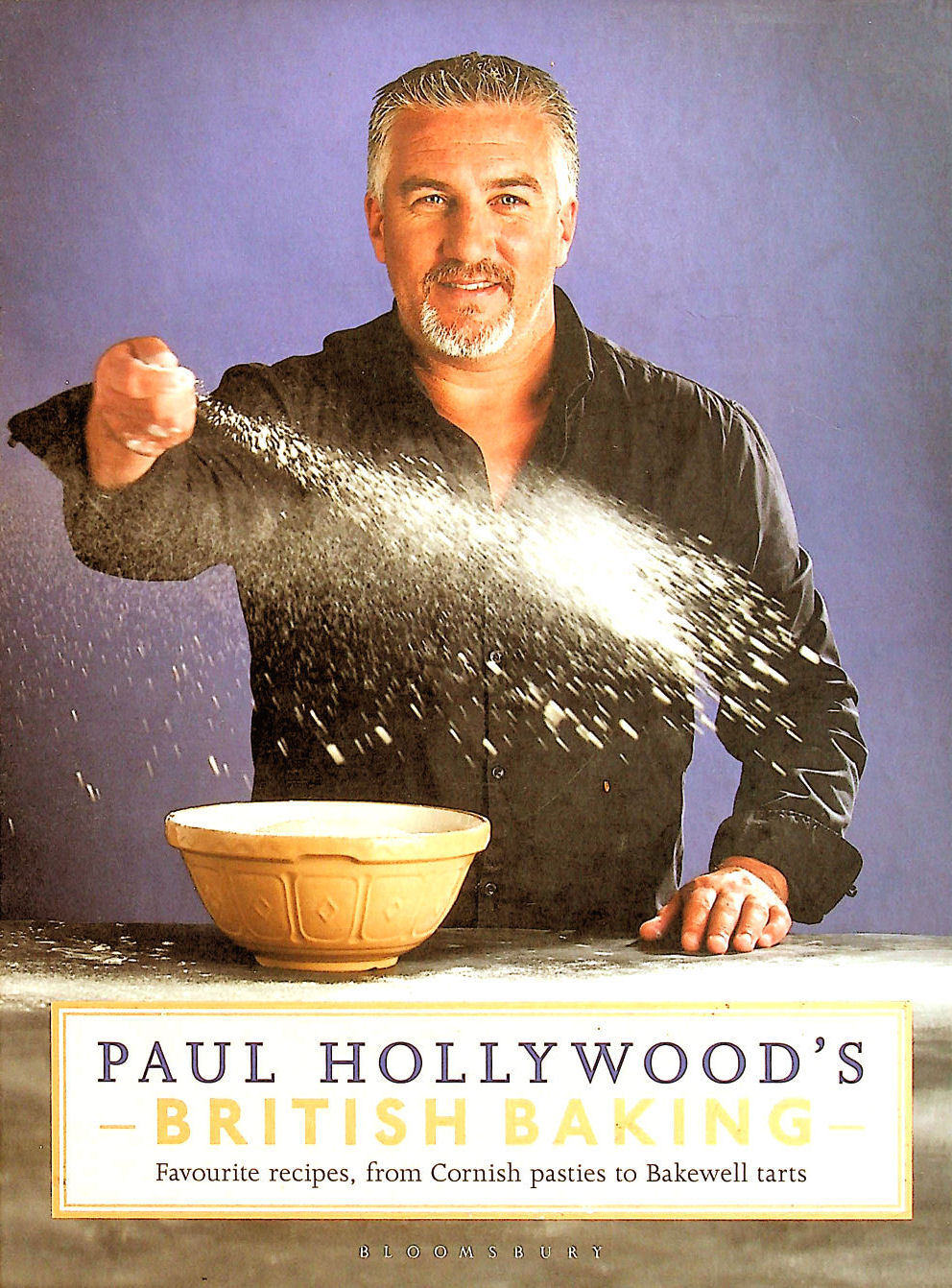 Image for Paul Hollywood's British Baking