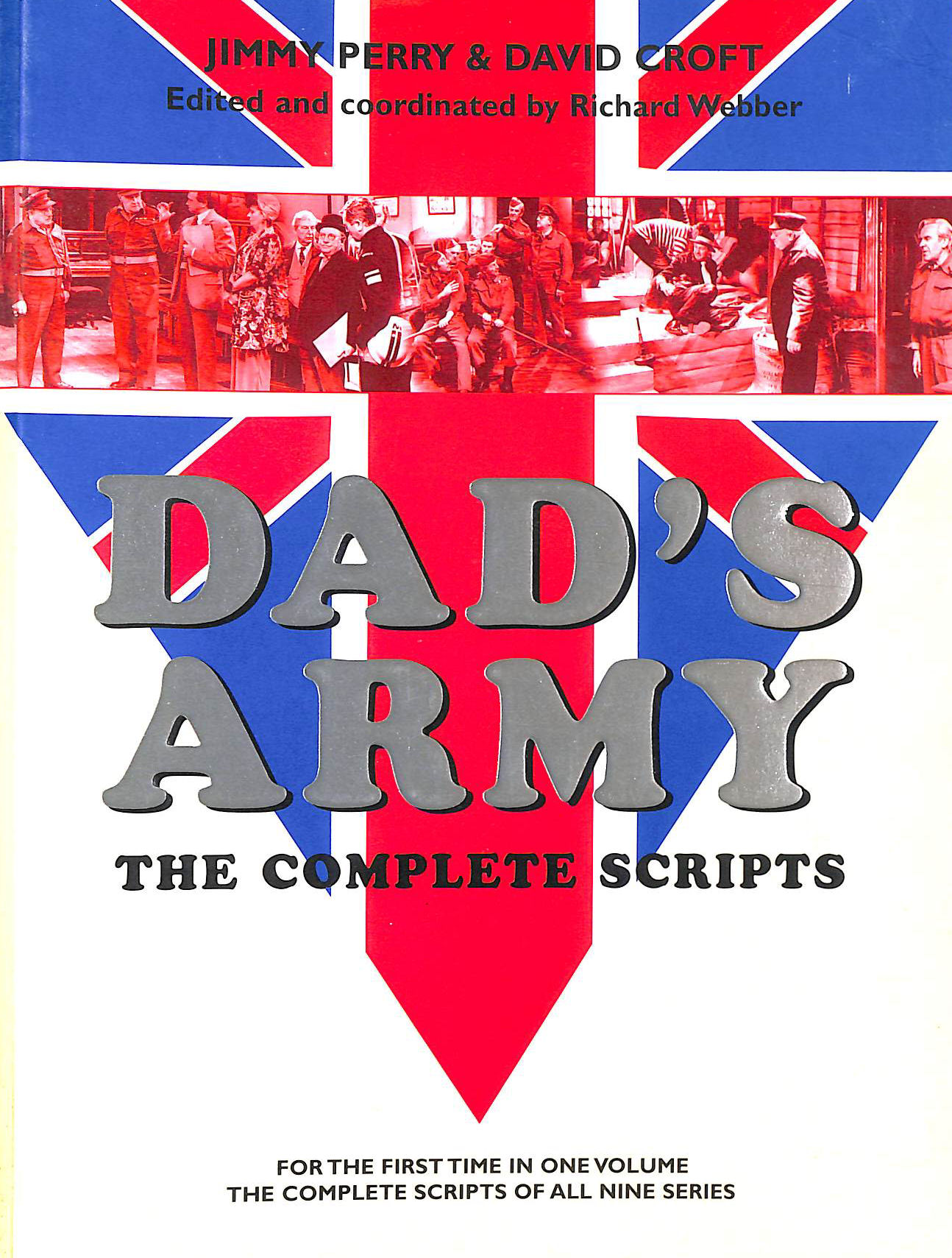 Image for Dad's Army: The Complete Scripts: Scripts 1-8