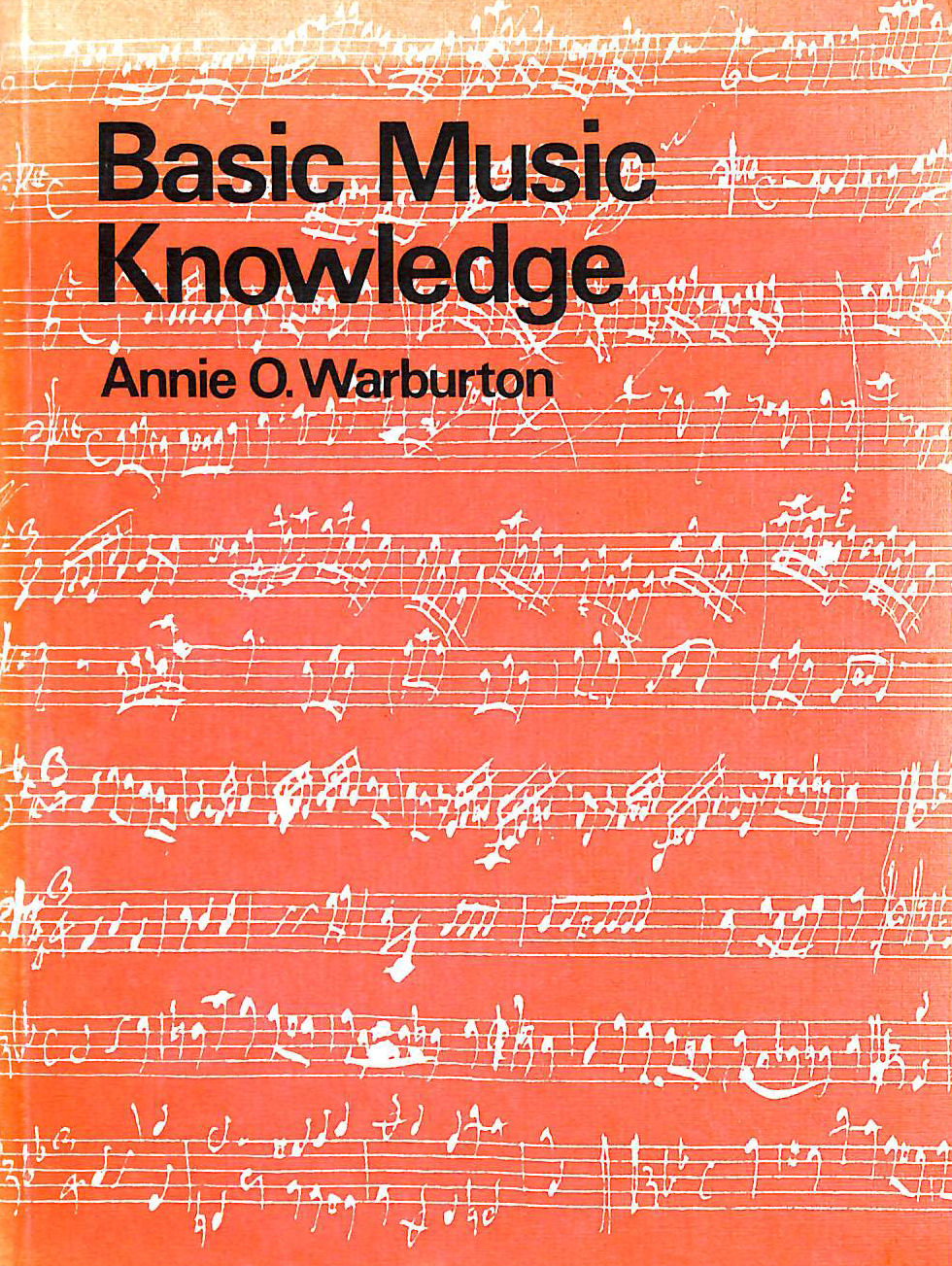 Image for Basic Music Knowledge