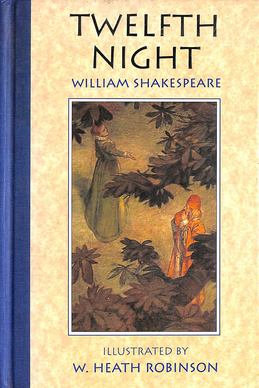 Image for Twelfth Night (The illustrated Shakespeare)
