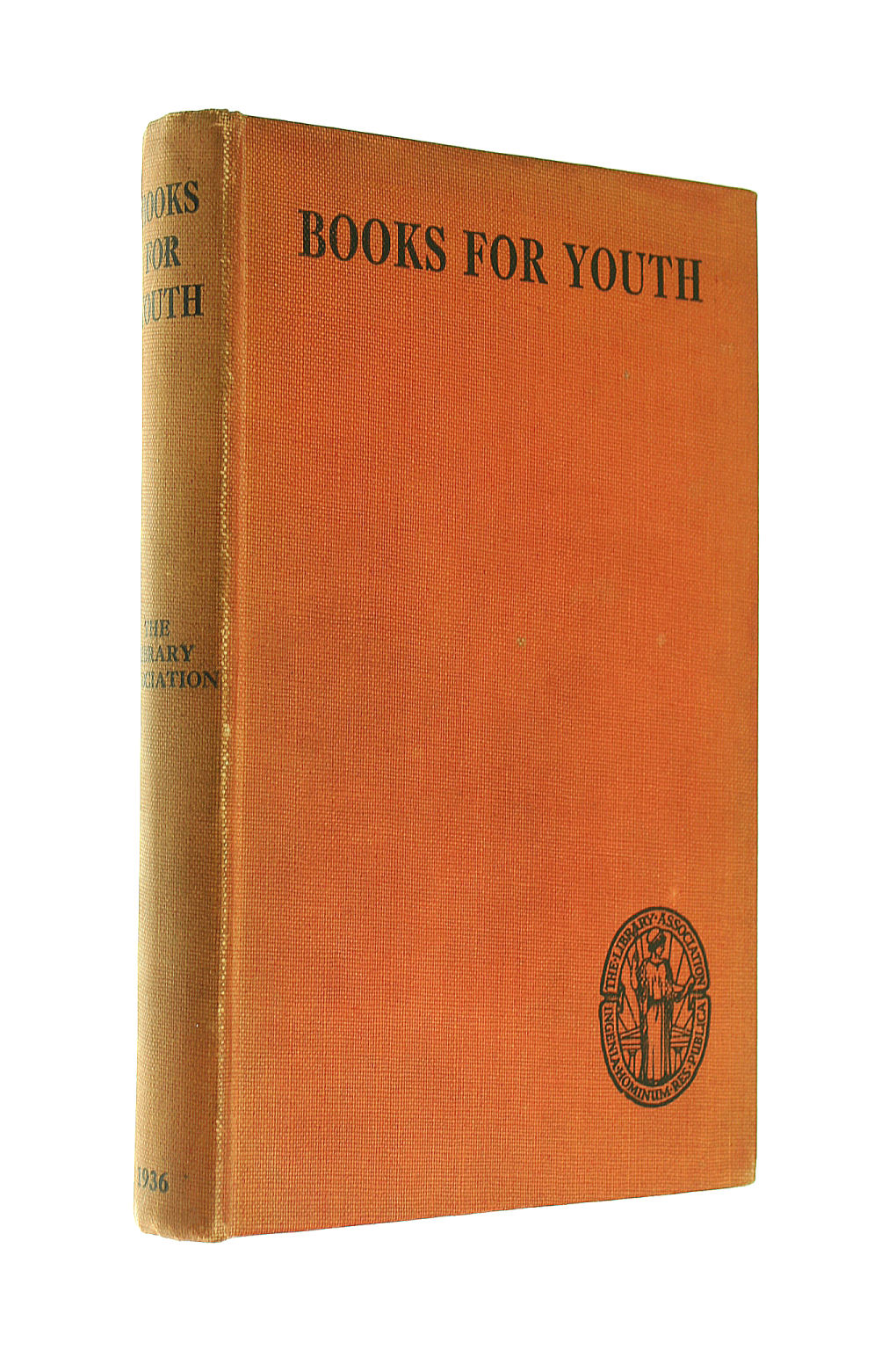 Image for Books For Youth: A Classified And Annotated Guide For Young Readers