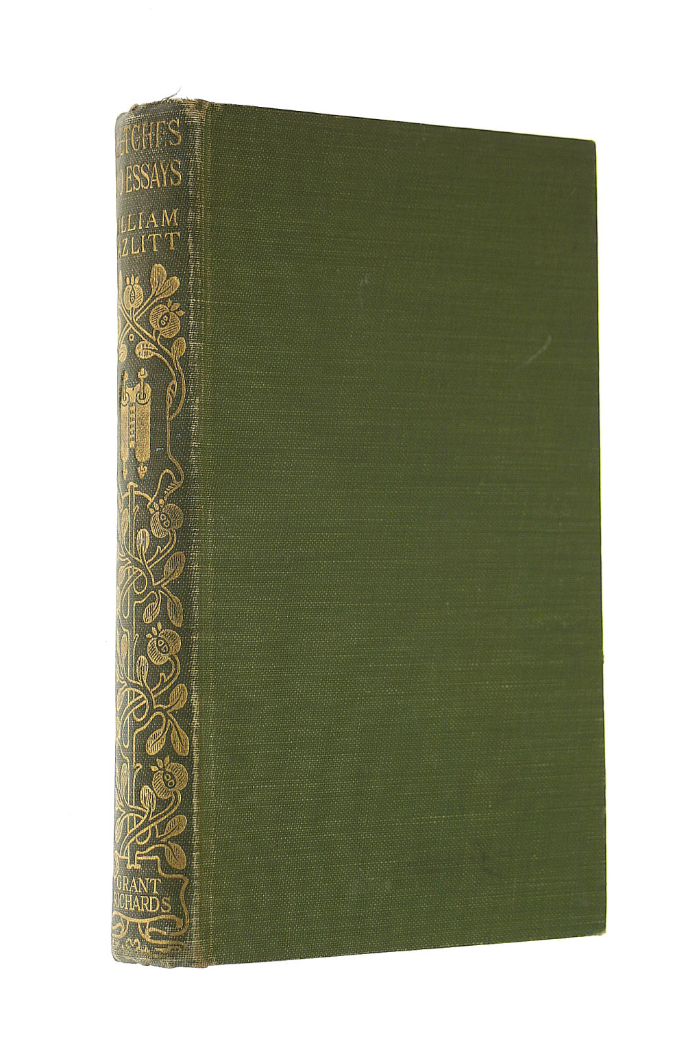 Image for Sketches And Essays, [The Works Of William Hazlitt Ii, Oxford World'S Classics 15]