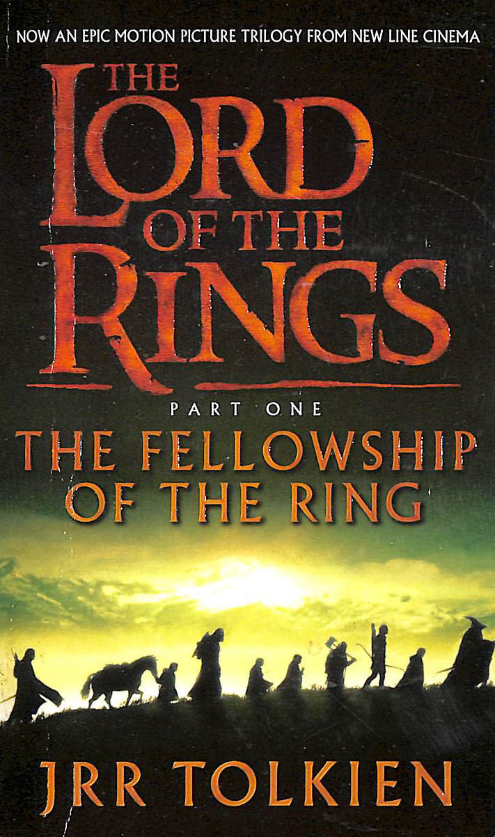 Image for The Fellowship of the Ring: Fellowship of the Ring Vol 1 (The Lord of the Rings)