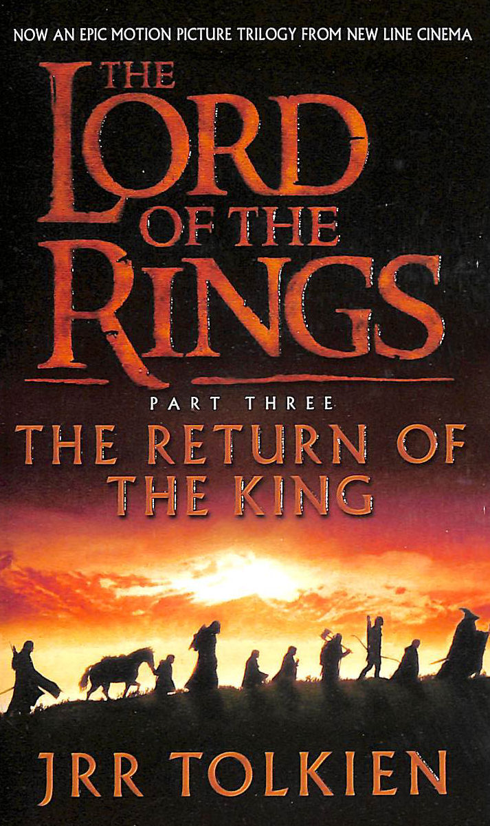 Image for The Return of the King (The Lord of the Rings): Return of the King Vol 3