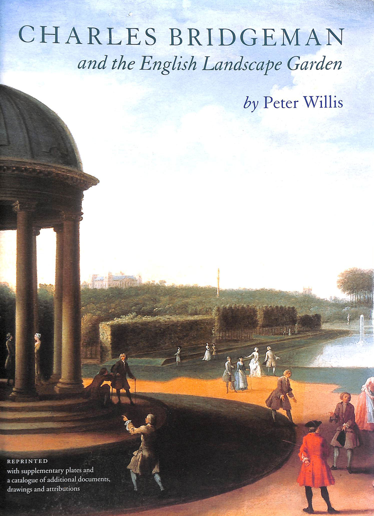 Image for Charles Bridgeman and the English Landscape Garden (Studies in architecture)