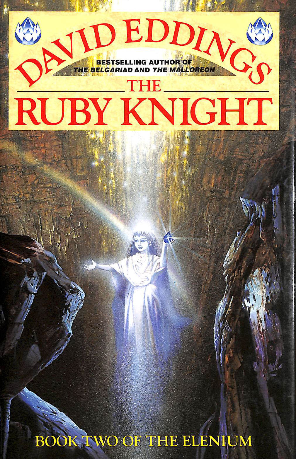 Image for The Ruby Knight (The Elenium)